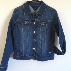 NEW, never worn, Tommy Hilfiger Denim Jacket, S